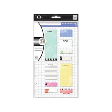 Sticky Notes Happy Planner - PL00398
