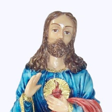 Sagrado Coração de Jesus e de Maria bust