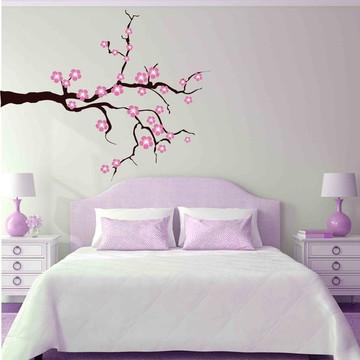 Adesivo de Parede - Cerejeira / Sakura