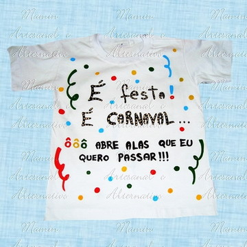 357fd215f5 Camisetas Divertidas Carnaval