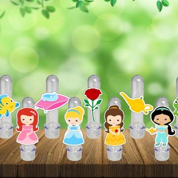 Tubete Princesas Disney Guloseimas Festa Aniversario