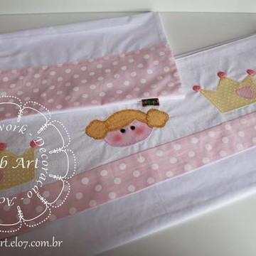 Jogo de lençol para carrinho de bebê
