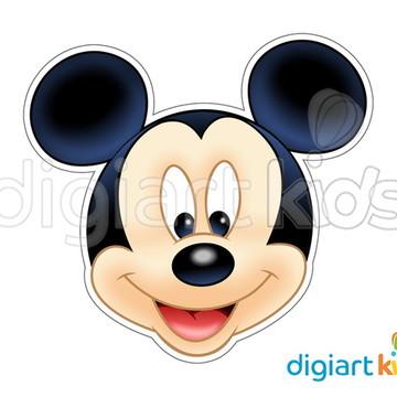 Placa para Festa Decoração Mickey