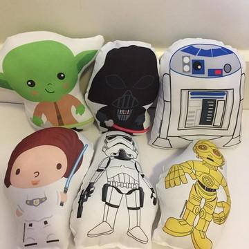 Star Wars: Personagem em tecido