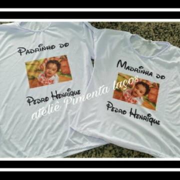 Camisetas Estampadas com Fotos