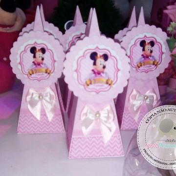 Cone Scrap Minnie Luxo Princesa