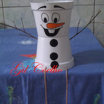 Vaso decorativo Olaf