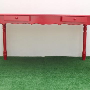 Aluguel Mesa Vermelha