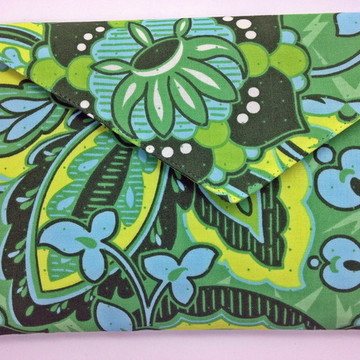 Clutch Envelope Verde LN3