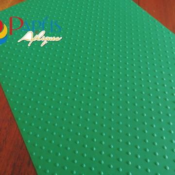 Papel Textura Poá Brasil 12 unidades