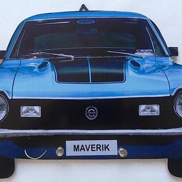 Porta Chaves Maverick Azul