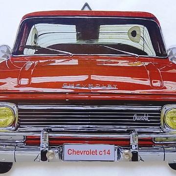 Porta Chaves Chevrolet C14