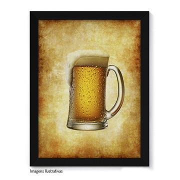 Quadro Decorativo - Cerveja