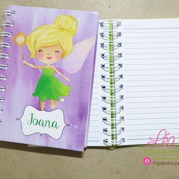 Caderninho Sininho