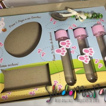 Caixa Mini Confeiteiro - Arquivo de Cort