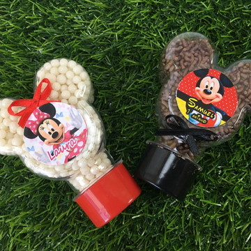Tubete Mickey Minnie