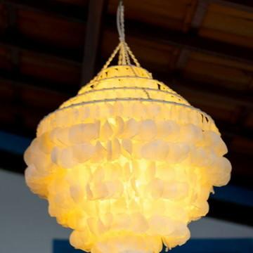 Luminaria de escama