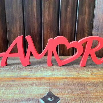 Amor Coração mod. 2 - 1345v Vermelho