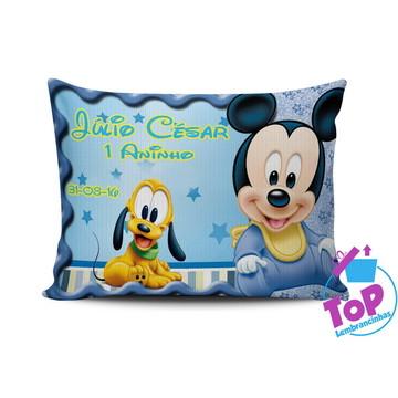 Almofada Mickey Baby 15x20cm