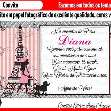 Convite Paris