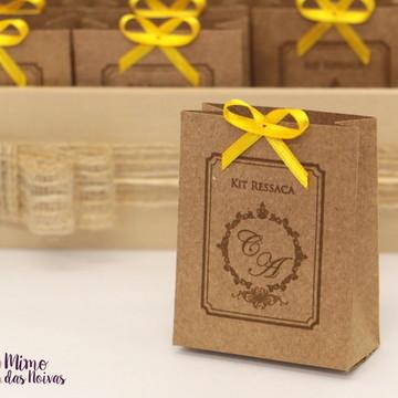 Embalagens p/ Kit Ressaca Rústico