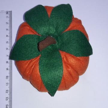 Legumes Decorativos de Feltro - Abóbora