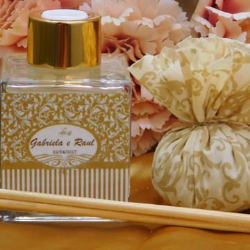 Kit Difusor de aromas e sachê aromatico