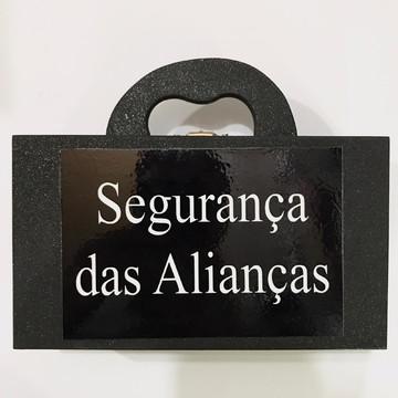 Porta Alianças Segurança das Alianças