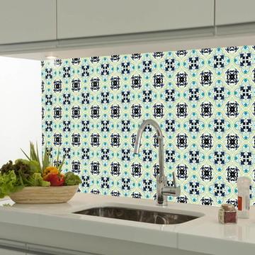 Adesivo decorativo azulejo portugues 002