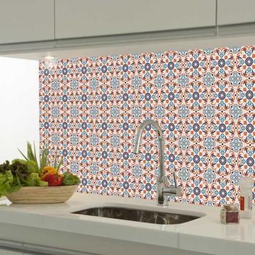 Adesivo decorativo azulejo portugues 003