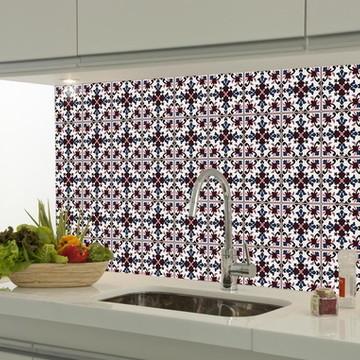Adesivo decorativo azulejo portugues 005