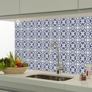 Adesivo decorativo azulejo portugues 008