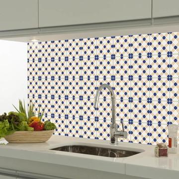 Adesivo decorativo azulejo portugues 015