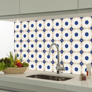 Adesivo decorativo azulejo portugues 016