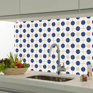Adesivo decorativo azulejo portugues 017