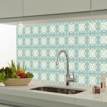 Adesivo decorativo azulejo portugues 039