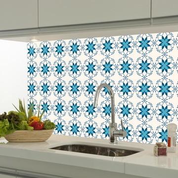 Adesivo decorativo azulejo portugues 041