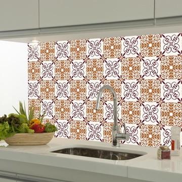 Adesivo decorativo azulejo portugues 047