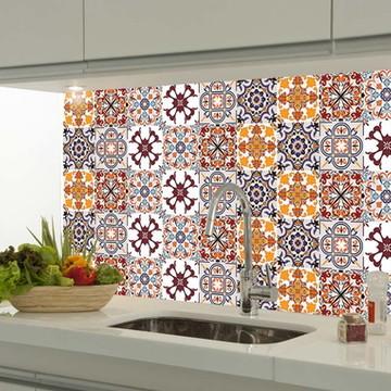 Adesivo decorativo azulejo portugues 060