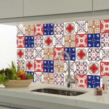 Adesivo decorativo azulejo portugues 061