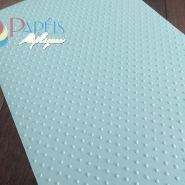 Papel Textura Poá Paris 12 unidades