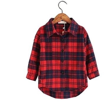 37cbbb615 Camisa Xadrez Flanela Infantil-