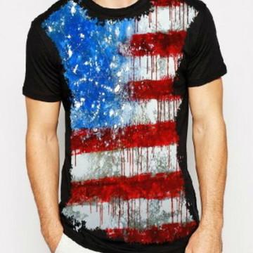 Camiseta Estados Unidos Masculina