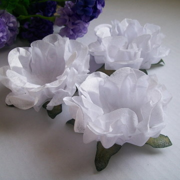 Forminha Branca Flor Lisiantos