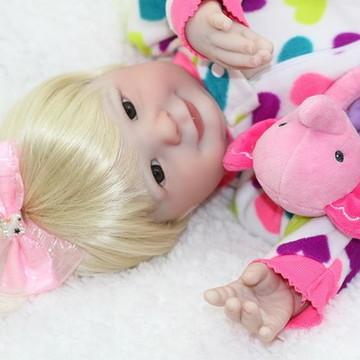 Boneca Bebê Reborn Tayla