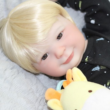 Boneca Bebê Reborn Lorenzo