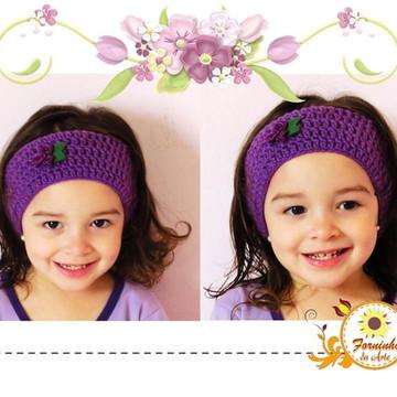 Headband de Lã