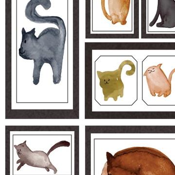 Papel de Parede Animais gatos 18