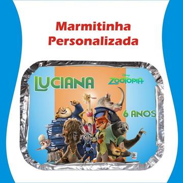 Marmitinha Zootopia