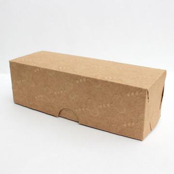 Caixinha rústica 3 docinhos 4,5x4x12,5cm